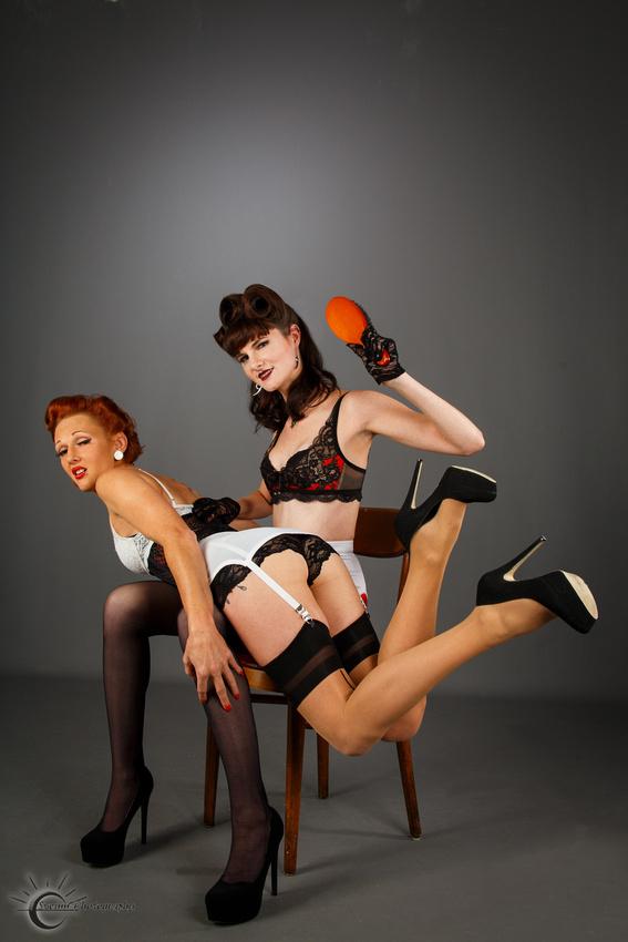 Vintage Vixen Pinup Workshop