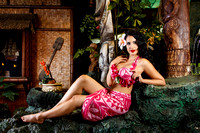 Tiki Retro Pinup Commercial & Portrait Photographer in Portland, OR