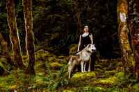 Wolf Cape Commercial & Portrait Photographer in Portland, OR