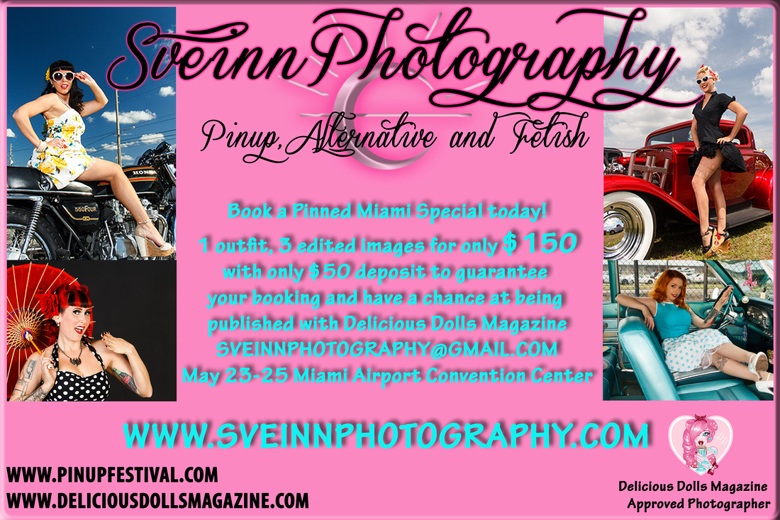 Pinup Festival Special