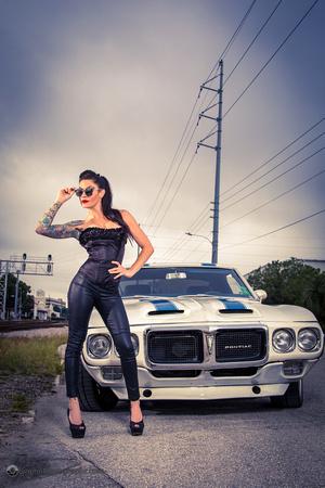Raven Amira in Orlando, Florida