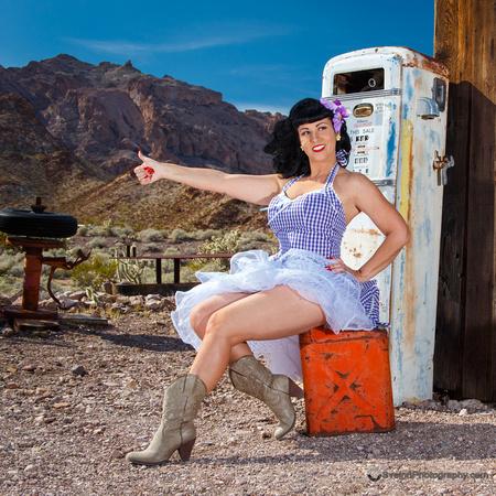 Scarlette Saintclair in Las Vegas, Nevada