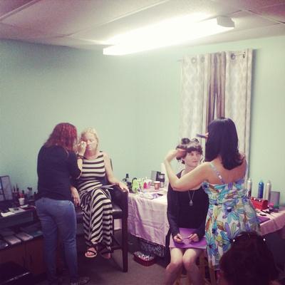 Bedroom Bettie Pinup Workshop